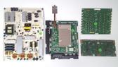 Vizio M60-C3 Main board / Power Supply board / Tcon board & LED Driver KIT 0160CAP09E00 / 09-60CAP090-00 / RUNTK0151FV / 1P-114BJ00-2011
