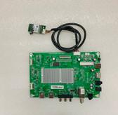 Sharp LC-43LB481U Main Board with WIFI module 715G7228-M01-002-004Y / 756TXGCC0QK003 / 317GAAWF658LON