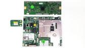 LG 86UK6570PUB Main board w/ WiFi Module & Tcon board set EBR64684601 / EAT63377302 & 6871L-5532A