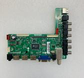 RCA RLED6090 Main board T.MS3393.81 / AE0010603