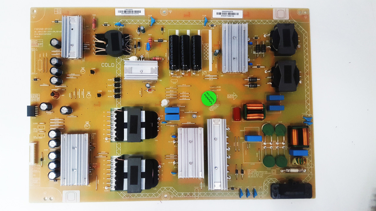 Vizio M65-F0 Power Supply board FSP288-2PZ03 / 0500
