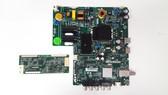 LG 43LJ5000-UB.CUSGLH Main board & Tcon board set TP.MS3553.PB765 / H17082048 & HV430FHB-N10