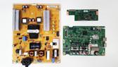 LG 43LX340H Main board / Power Supply & Tcon board set EBT63987107 & EAY63709102 & 6871L-3966A