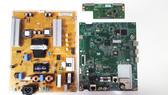 LG 43LX560H Main board / Power Supply & Tcon board set EBU63543901 & EAY63709102 & 6871L-3966A