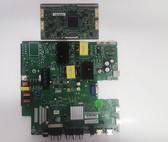 """Sceptre 43"""" Main board & Tcon board set TP.MS3458.PC758 / A17114787 / 8142123342084 & 47-6021096"""