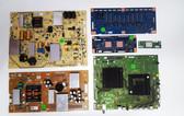 Sony XBR-75X900F Repair Kit Power Supply boards / Main board / Tcon board / LED Driver / Wifi Module 1-474-711-11 / 1-474-713-11 / A2197239A / 5575T05C09 / 18ST060A-A01 / 1-458-998-11