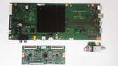 Sony KD-55X720E Main board w/ Tuner & Tcon board set 1-981-926-11 / A2182734A & 17Y_HU11APHTA44LV0.0 / LJ94-40103D