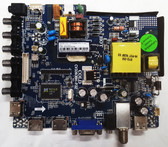 Proscan PLDED3280A-D Main board CV3393BH-P32 / 8142123332169 / LSC320AN13