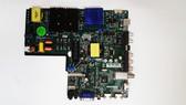 Proscan PLDED5069-C Main board / Power Supply board TP.MS3553.PC821  / U17030893 / AE0010909