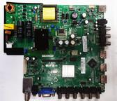 Sceptre X322BV-HD Main board / Power Supply board T.RSC8.P73 / N14010069 / HV320WX2-206