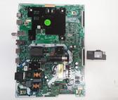 Samsung UN55NU6950 Main board / Power Supply board with Wifi Module BN96-49482A / VN55UH160U1 & BN59-01308A