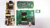 TCL 50S421 Main board w/ WiFi Module & Power Supply board & Tcon board Kit  08-CM50CUN-OC407AA / 07-RT8812-MA2G / 08-L12NLA2-PW200AA / EACDJ6E10