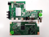 Hitachi 58C61 Main board & Tcon board set MS34580-ZC01-01 / 101259789 & CCPD-TC575-001 V1.0 / STCON575C0011