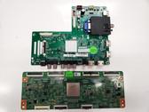 Sceptre W75 Main board & Tcon board set T.MS3458.U801 / 8142123342049 / LSC750FJ01 & BN96-35079A / LJ94-33117G