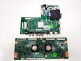 Sceptre W75 Main board & Tcon board set T.MS3458.U801 / 8142123342049 / LSC750FJ02 & 17Y_75_SGU13TSTLTA6V0.2 / LJ94-39302F