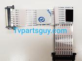 Sceptre W55 Main board to Tcon board LVDS ribbon cable E352017