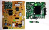 Vizio D55-E0 Main board / Power Supply board & WiFi Module kit 3655-1332-0150 & 0500-0605-1120 & 0980-0140-2081