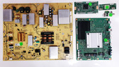 Sony XBR-75X850F Power Supply board / Main board / Tcon board / WiFi Module & Tuner board kit 1-474-732-11 / A2201034A / 6871L-5368B / 1-458-966-11 / 1-981-977-11