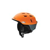 Smith Men's Camber Snow Ski Bike Helmet Matte Solar Charcoal