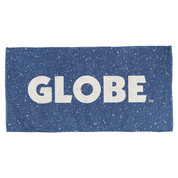 "Globe Branded Beach Pool Towel Thick Evelyn 62"" x 32"" Yale Blue"
