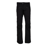 686 Womens Mistress Insulated Cargo Pant Ski Snowboard Pant Black