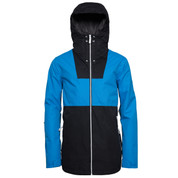 Wear Colour Mens Block Ski Snow Jacket Swedish Blue