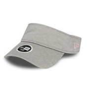 New Era Womens Sport Jersey Visor Running Fitness Cap Grey OSFA