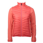 Five Seasons Womens Eliana Insulated Body Ski Snow Jacket Peach