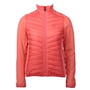 Five Seasons Womens Eliana Insulated Body Ski Snow Jacket Peach
