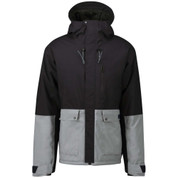 Five Seasons Men's Eneas Ski Snow Jacket Black