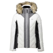 Five Seasons Womens Adona Ski Snow Jacket White