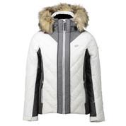 Five Seasons Womens Adona Ski Snow Jacket White