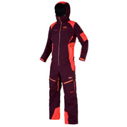 Picture Womens Xena One Piece Ski Snow Suit WVT138 Purple
