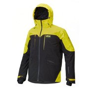 Picture Mens Naikoon Ski Snow Jacket MVT211 Black