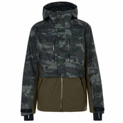 Oakley Ski Insulated 10K JKT Tech Jacket Camo