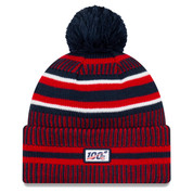 New Era NFL On Field Cold Weather Home New England Patriots OTC Beanie OSFA