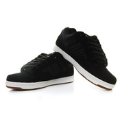 DVS Enduro 125 Shoes Black White Gum Nubuck