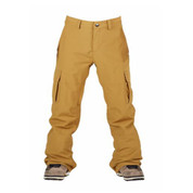 Bonfire Gold Mens Tactical Ski Snowboard Pant Camel