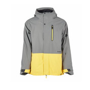 Bonfire Gold Mens Ether Ski Snowboard Jacket Insulated Charcoal