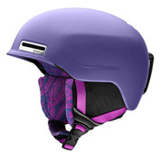 Smith Womens Allure Ski Snow Helmet Matte Dusty Lilac