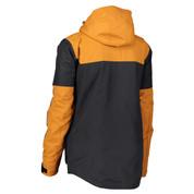 Wear Colour Mens Roam Ski Snow Jacket Black