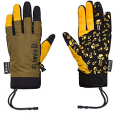 Planks High Times Pipe Ski Snow Glove Woodsy Army Green