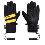 Planks Peacemaker Insulated Ski Snow Glove Black