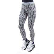 Eivy Womens Ski Snow Icecold Thermal Base Layer Tights Grey Leopard