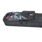 Evoc Snow Gear Roller 175cm 135L Folding Snowboard Luggage Bag Large Black
