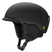 Smith Unisex Scout MIPS Ski Snow Helmet Matte Black