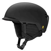 Smith Unisex Scout MIPS Ski Snow Helmet Matte Black