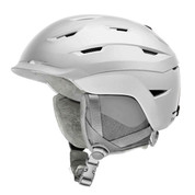 Smith Womens Liberty Ski Snow Helmet Matte Satin White