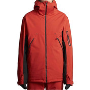 Billabong Mens Expedition Insulated Ski Snow Jacket Magma