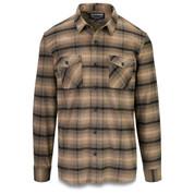 Dakine Mens Underwood Flannel Long Sleeve Shirt Barley